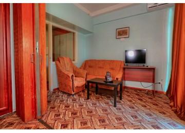 Полулюкс 2-местный 2-комнатный| Пансионат «ОПК Пицунда »| Абхазия, Пицунда
