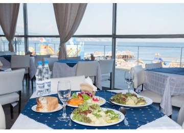 Питание | Пансионат «ОПК Пицунда »| Абхазия, Пицунда