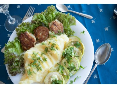 ОПК Пицунда, 3-х разовое питание | столовая пансионата