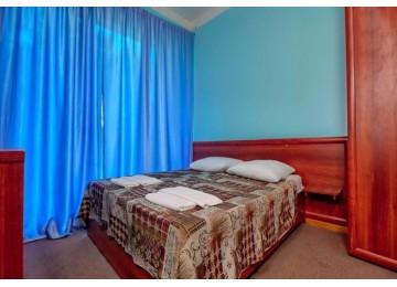 Эконом 2-местный номер без удобств | Пансионат «ОПК Пицунда »| Абхазия, Пицунда