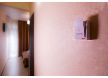 Люкс 2-местный 2-комнатный| Пансионат «ОПК Пицунда »| Абхазия, Пицунда
